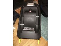 Silver cross car seat base (isofix)