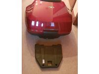 Top box for Honda Pan European ST1300 2014 mounting plate topbox paneuro paneuropean