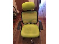 Beyondfashion Adjustable Swivel Computer Desk Chair Office Chair