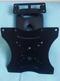 Tv wall bracket,turns&tilts,upto 60 inch TVs, bargain at only £45