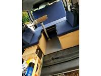 Amdro Bootjump mini camper unit for Peogeot Partner Fiat Doblo VW Caddy Citroen Berling Multispace