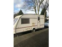 STERLING ECCLES JADE 1999 TWO BERTH CARAVAN