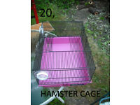 CAGE ,FOR HAMSTER OR MOUSE