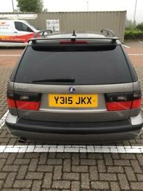 Saab 9-5 2.3 turbo 185 bhp estate