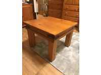 Great little pine coffee table