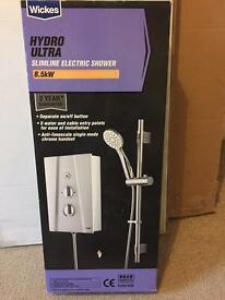 8.5kw electric shower