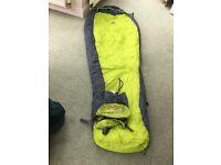Two Blacks Aerolite 1000 lightweight sleeping bags