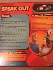 Official Hasbro Speak Out Game