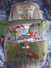 Fisher price woodlands friends bouncer