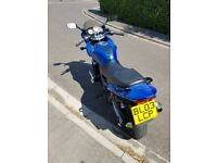 2003 Kawasaki ZR7-S. 7500 miles 3 owners from new. New MOT