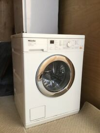 Miele Washing Machine (Model W3240) 1400 Spin. Honeycombe Drum. Own The Best for just basic money.