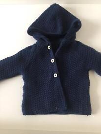 Boys jacket 0-3 months