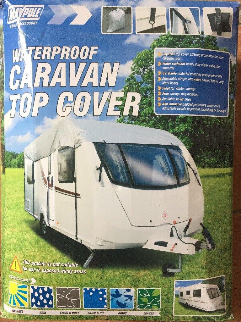 WATERPROOF CARAVAN COVER 19-21' LENGTH | in Londonderry, County Londonderry  | Gumtree