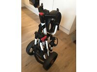 Masters Icart golf trolley