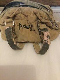 Ladies animal handbag.