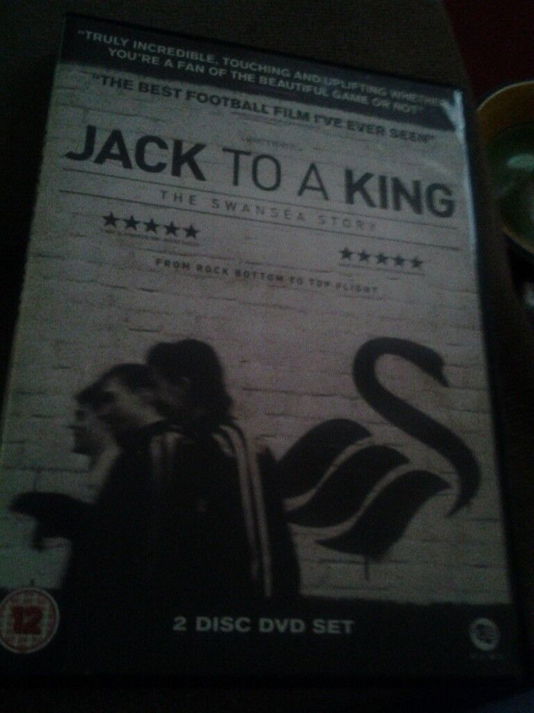 Various Swansea City DVD's / Items for sale.
