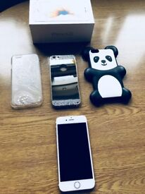 iPhone 6s UNLOCKED BOXED excellent condition