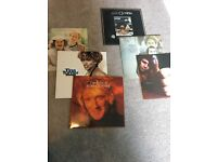 Assorted Vinyl Record Collection (65 records)