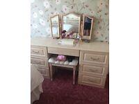 Various bedroom furniture