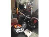 Cossatto giggle fable travel system
