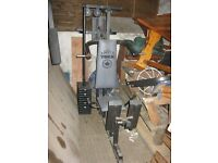 *BARGAIN* MULTI-GYM - 2 MAIN PARTS, VARIOUS ELEMENTS. VIEWING/DELIVERY AVAILABLE