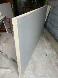 62mm insulated backed plasterboard