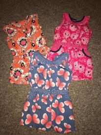 Girls 2-3 clothes bundle. Leggings, play suits, shorts, jeans