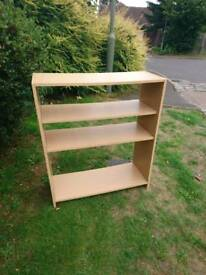 FREE Shelving unit bookshelves shelf