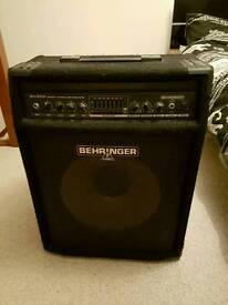 Behringer 300 Watt Bass Amplifier
