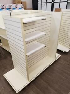 Slatwall Displays units - $175ea
