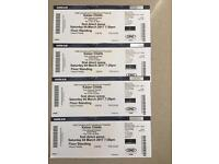 Kaiser Chiefs Tickets - Leeds