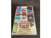 3D Mario All Stars - Nintendo Switch game