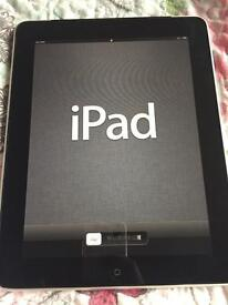 iPad 1st generation!!