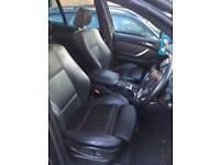 BMW E53 X5 Black Leather Sport Interior
