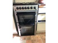 Beko freestanding Double oven/grill cooker, perfect working condition