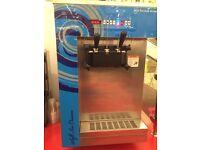 Ice cream machine, ice cream, frozen yoghurt and sorbet