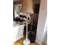 Beautiful Vintage Floor Lamp with Shade