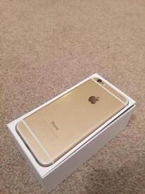 iPhone 6 128GB UNLOCKED Gold