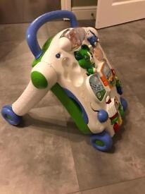 Leapfrog baby walker