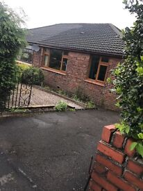 Bungalow for rent in High Crompton Oldham