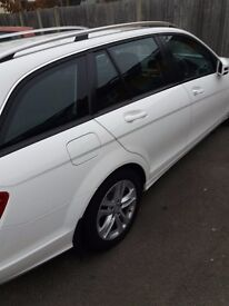 Mercedes benz c200 cdi se executive
