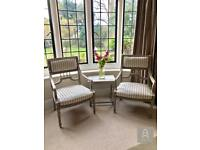 Pair of Regency Style Chairs
