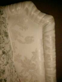 Beautiful as new super king size head board+ extras