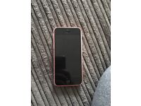 i phone 5c in pink