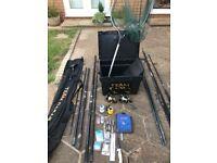 Complete fishing kit