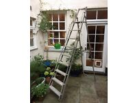 Large Aluminium Ladder (8ft platform)
