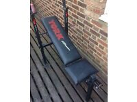 YORK bench weight