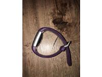 Fitbit Charge 2, Purple, Small.