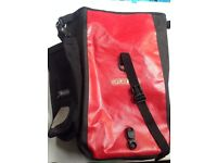 Ortlieb Front Roller Pannier 25l Red (with side pocket)