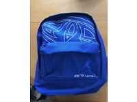 BLUE ANIMAL BRAND BACKPACK BAG LIKE NEW SCHOOL COLLEGE